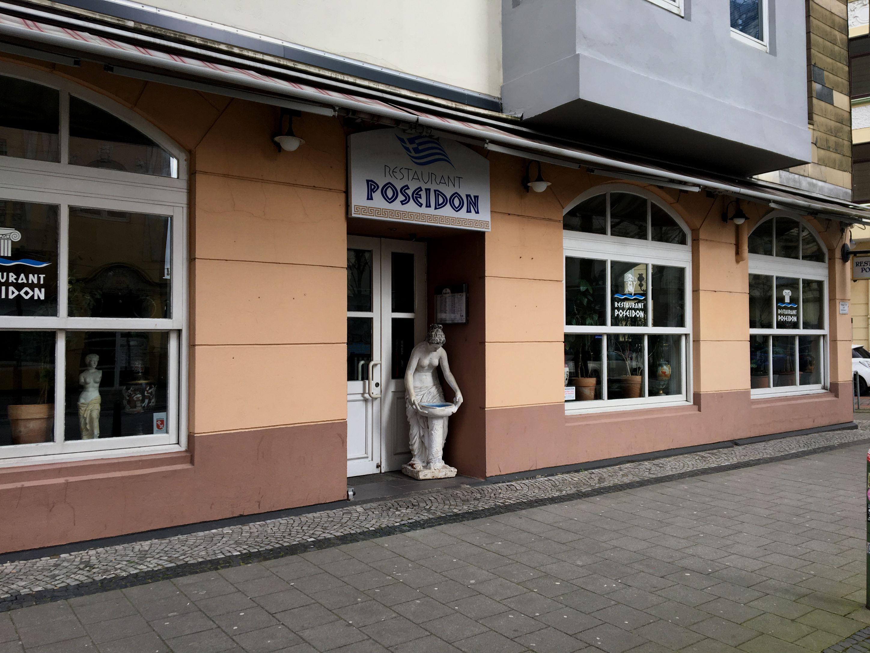 Restaurant Poseidon Alte Bürger