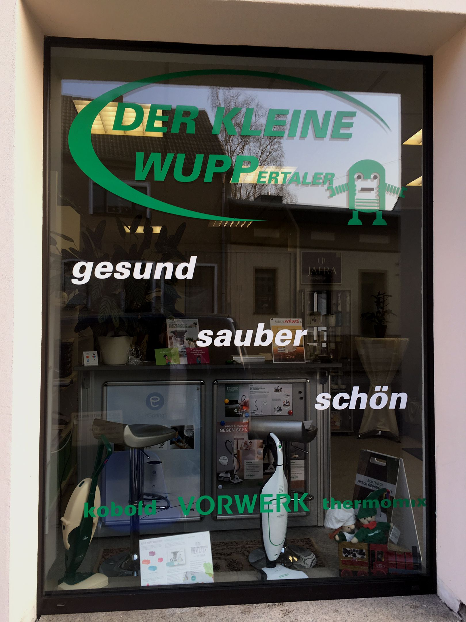 """""""Der Kleine WUPP"""" - Sauber-Gesund-Schön"""