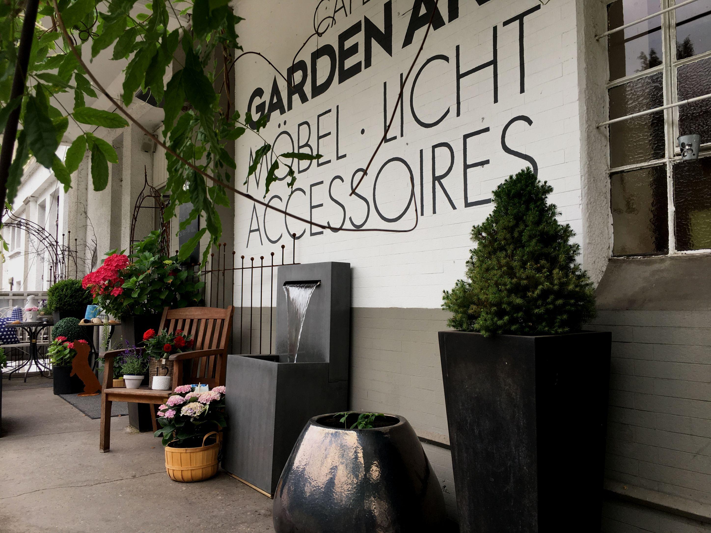 GARDEN ART - THE CONCEPT STORE