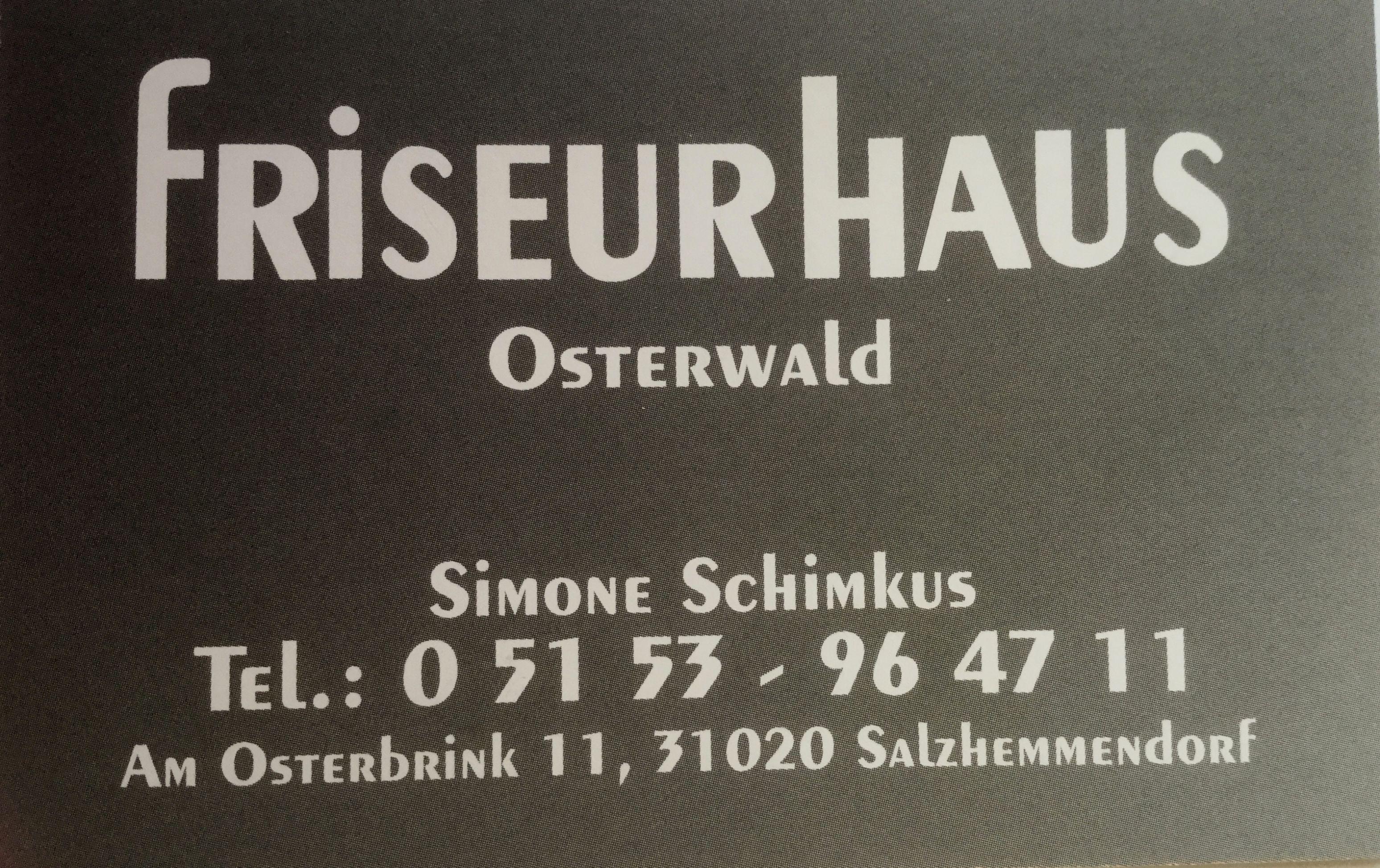 Friseurhaus Osterwald