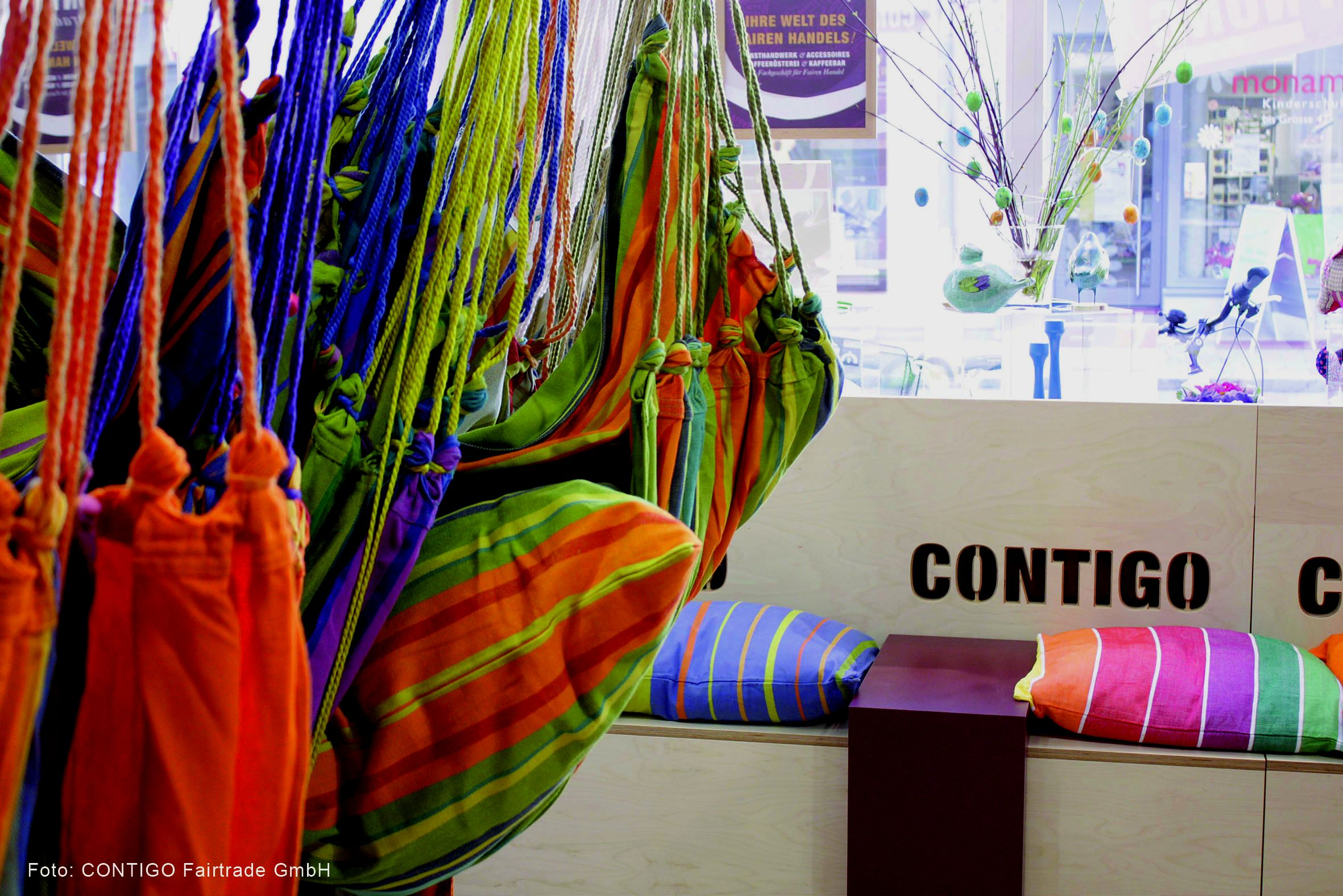 CONTIGO Fairtrade Shop