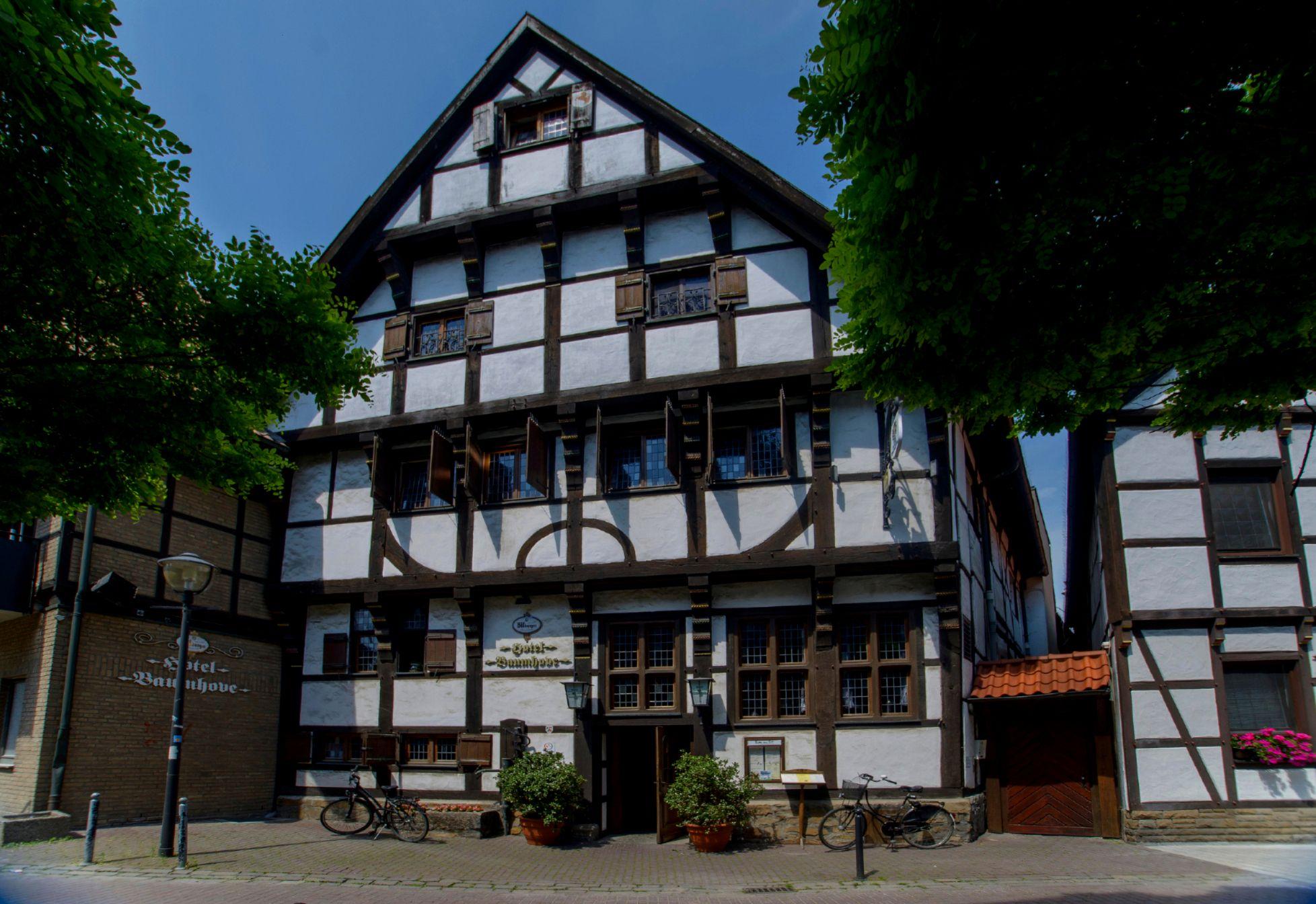 """Baumhove Hotel-Restaurant """"Am Markt"""""""