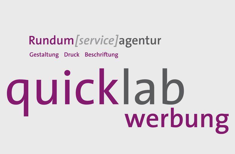 Quicklab Werbezentrum