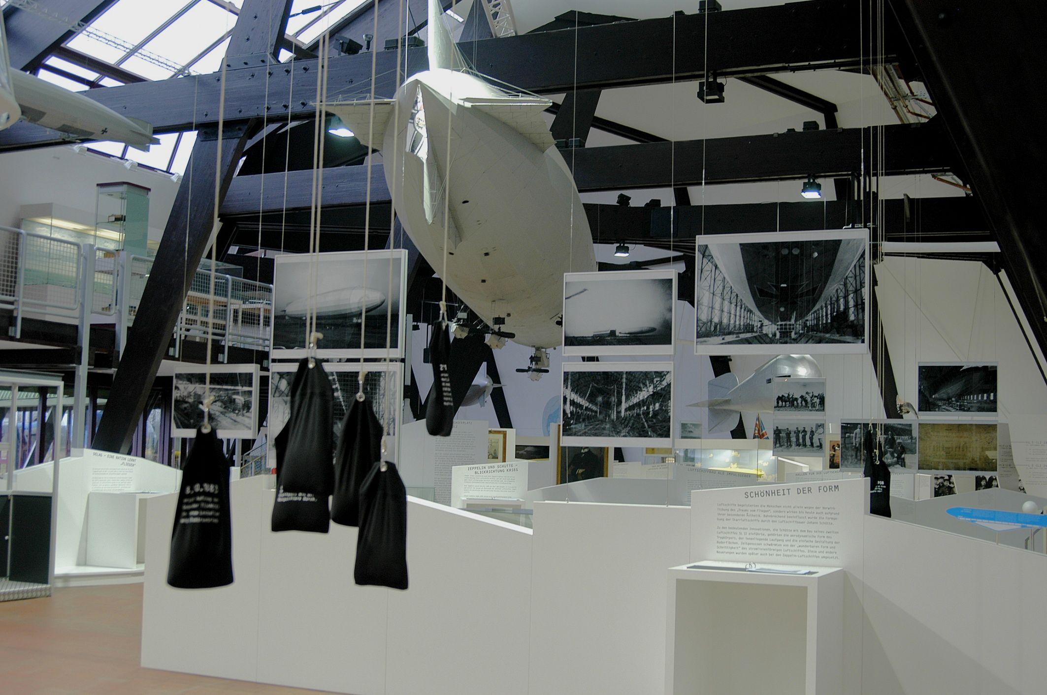 AERONAUTICUM - Deutsches Luftschiff- und Marinefliegermuseum