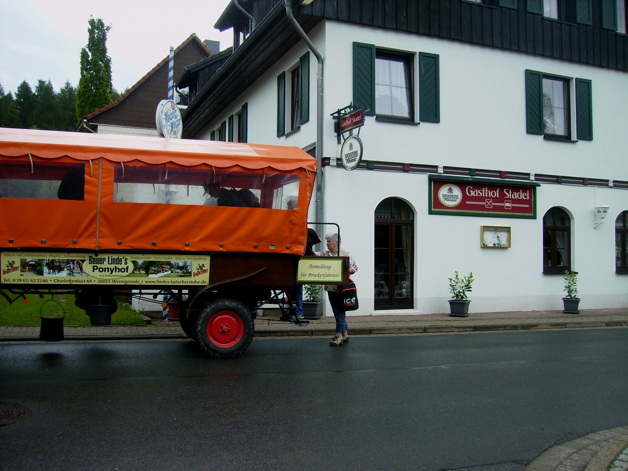 Gasthof Stadel