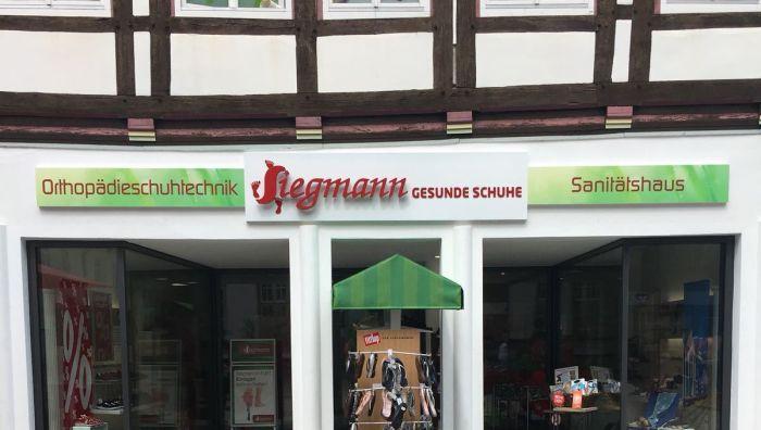 Siegmann Gesunde Schuhe