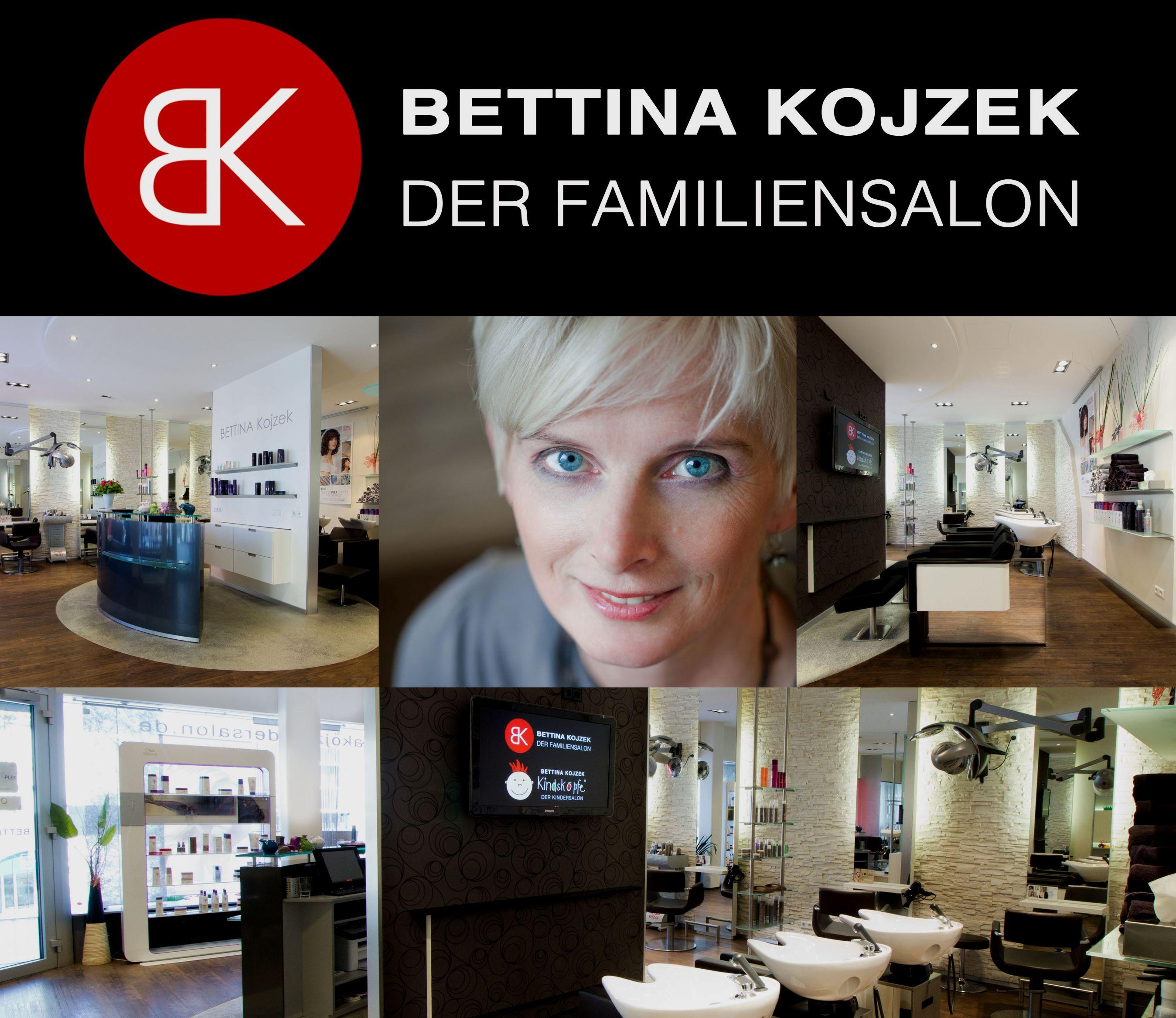 Bettina Kojzek - der Salon