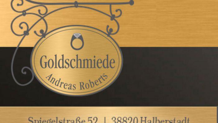Goldschmiede Andreas Roberts