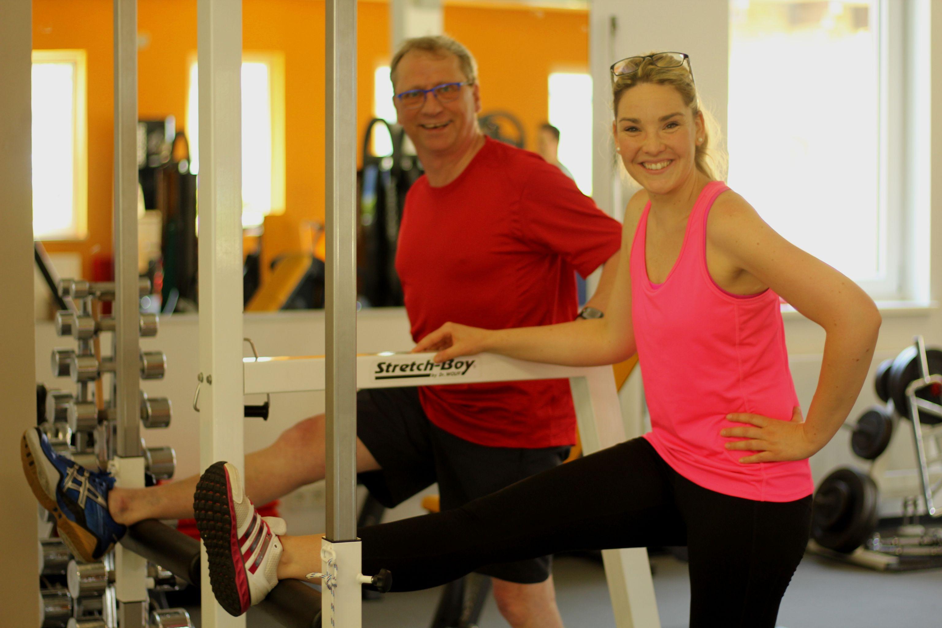 """Fitness- & Gesundheitsakademie """"RM Balance"""""""