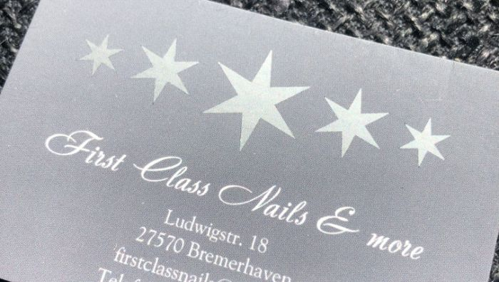 First Class Nails & more