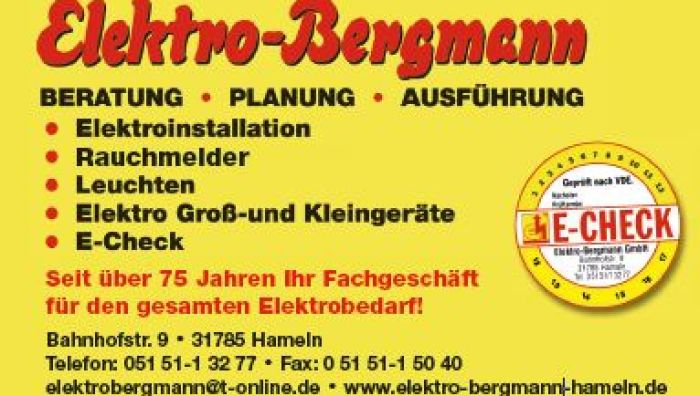 Elektro Bergmann