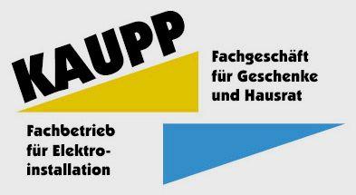 Kaupp hat Tradition Hausrat & Geschenke