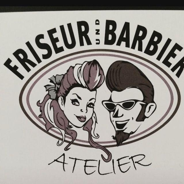 Friseur und Barbier Atelier