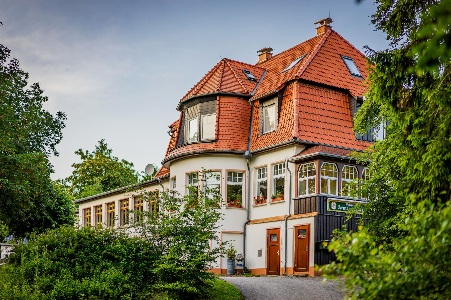 Waldgasthaus Armeleuteberg