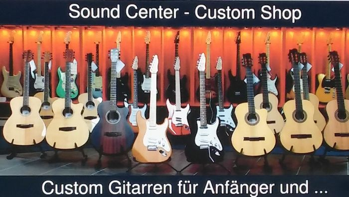 Sound Center - Custom Shop