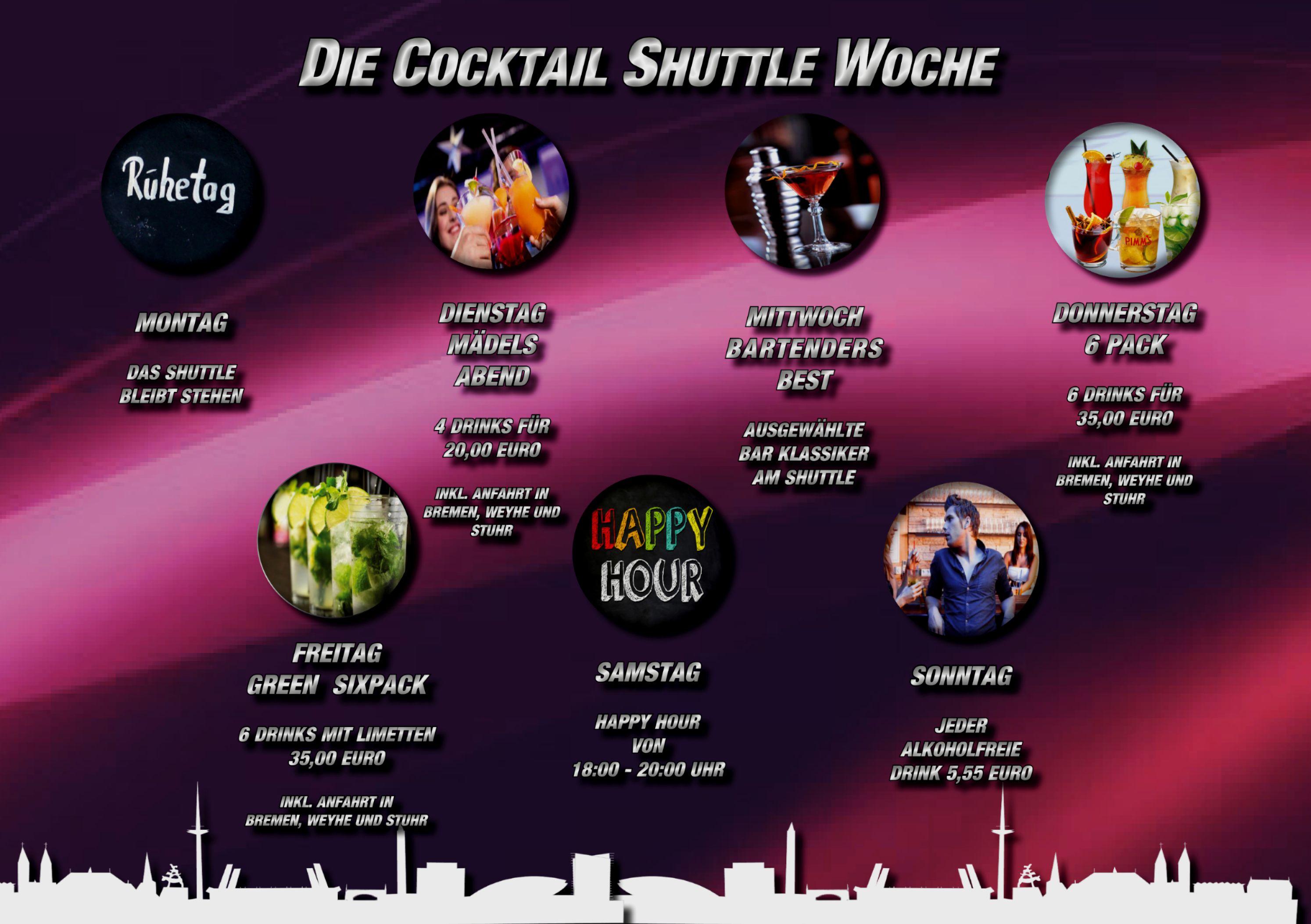 Bremer Cocktail Shuttle