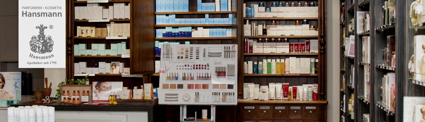 Parfümerie & Kosmetik  Hansmann