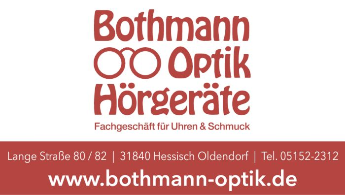 Bothmann Optik und Hörsysteme