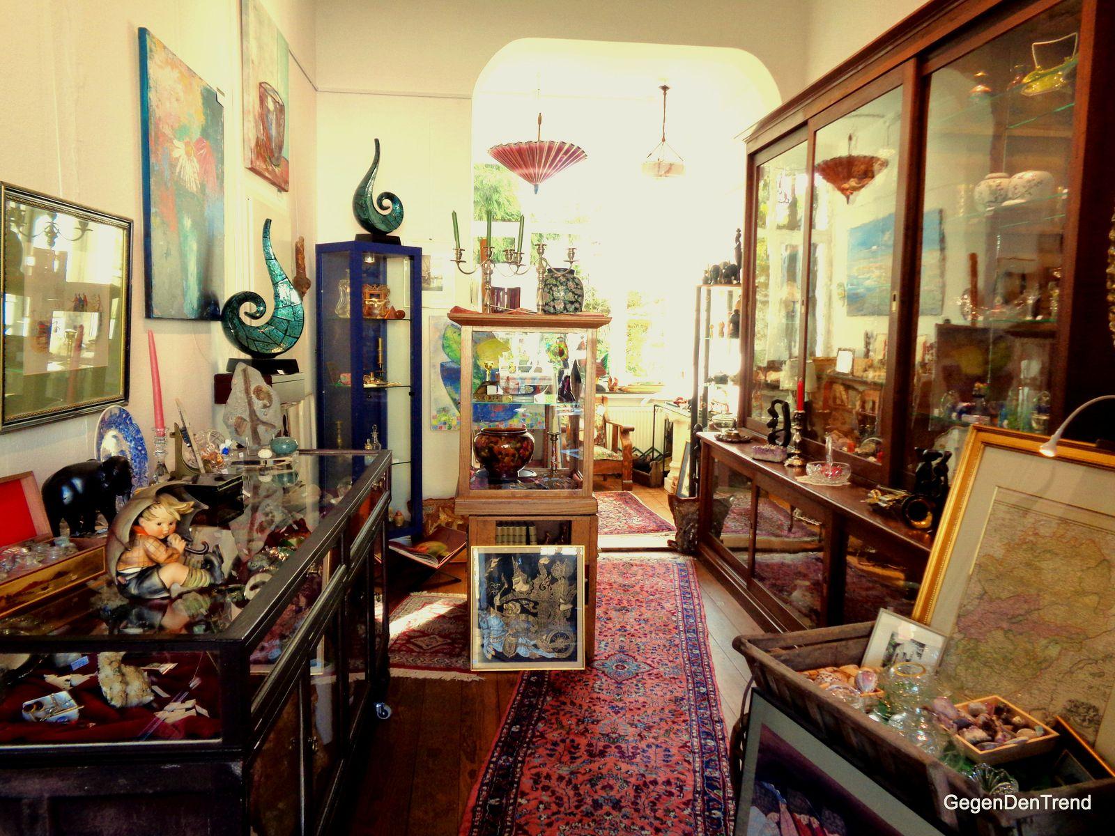 GegenDenTrend Antiquitäten- und Kunstgalerie
