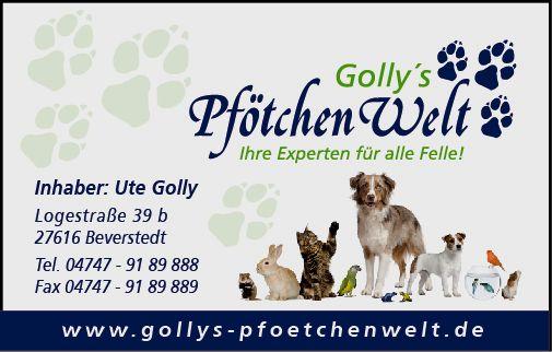 Golly's PfötchenWelt