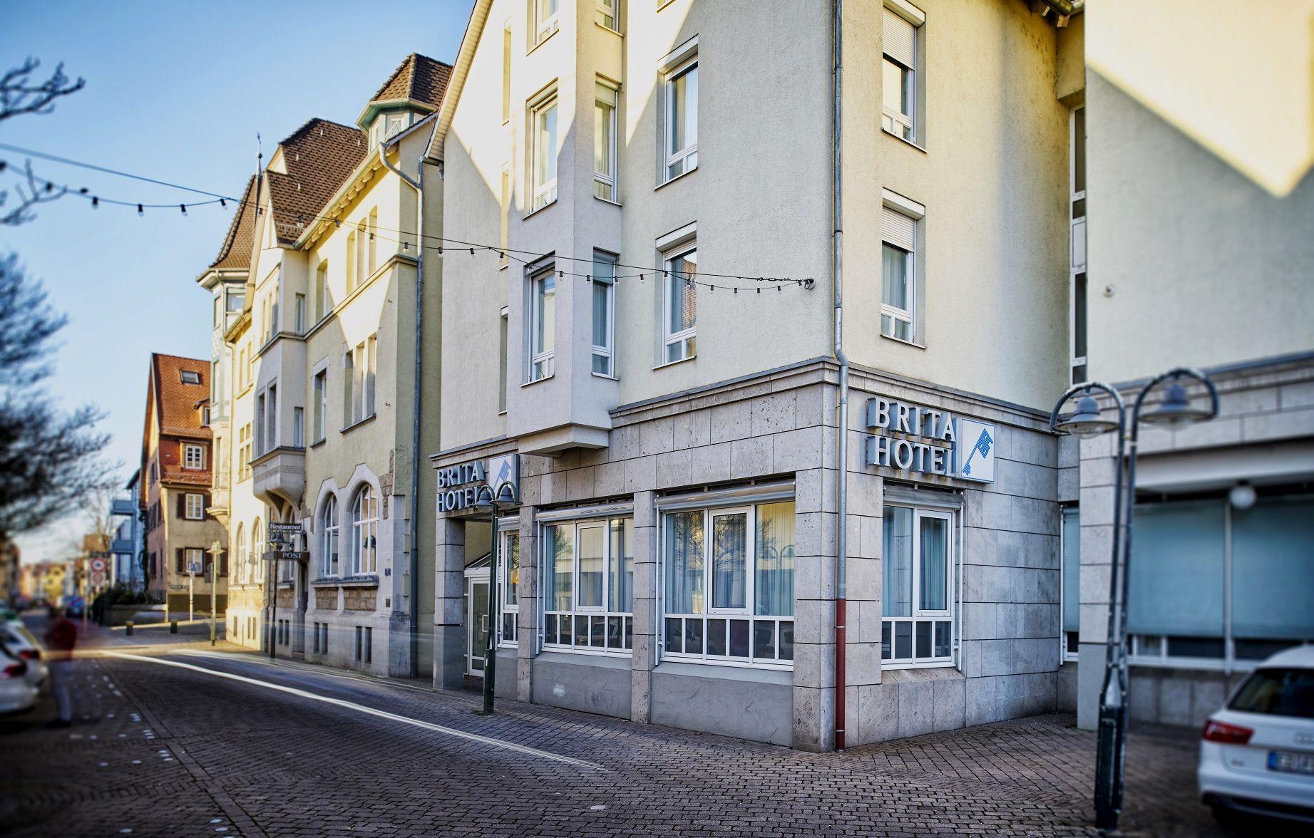 Brita Hotel & Obertürkheimer Weinlaube