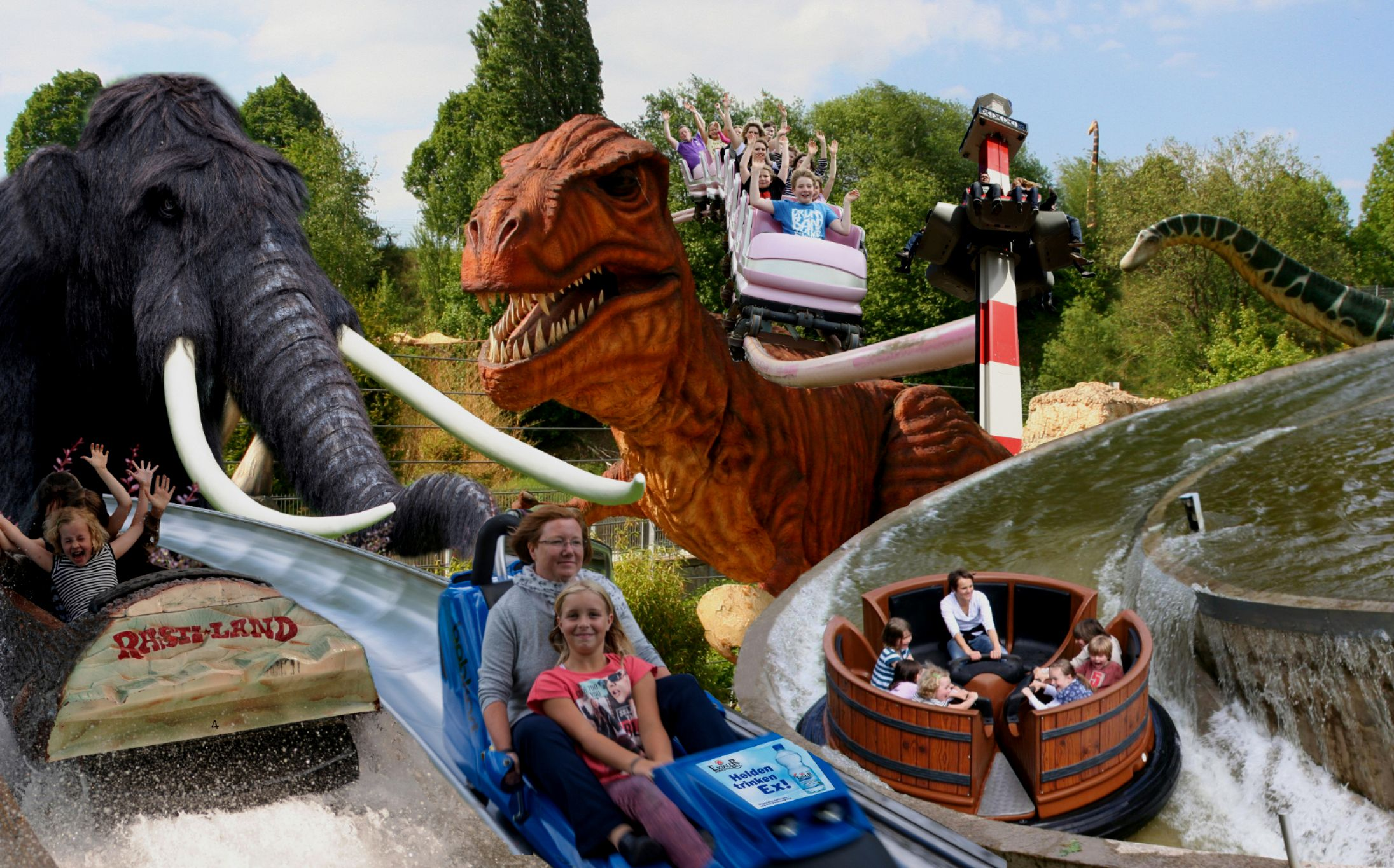 Freizeit- und Erlebnispark Rasti-Land Salzhemmendorf-Benstorf