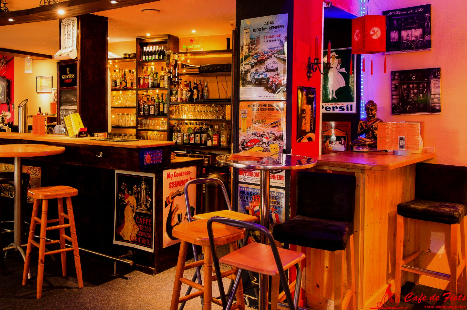 Cafe de Fiets