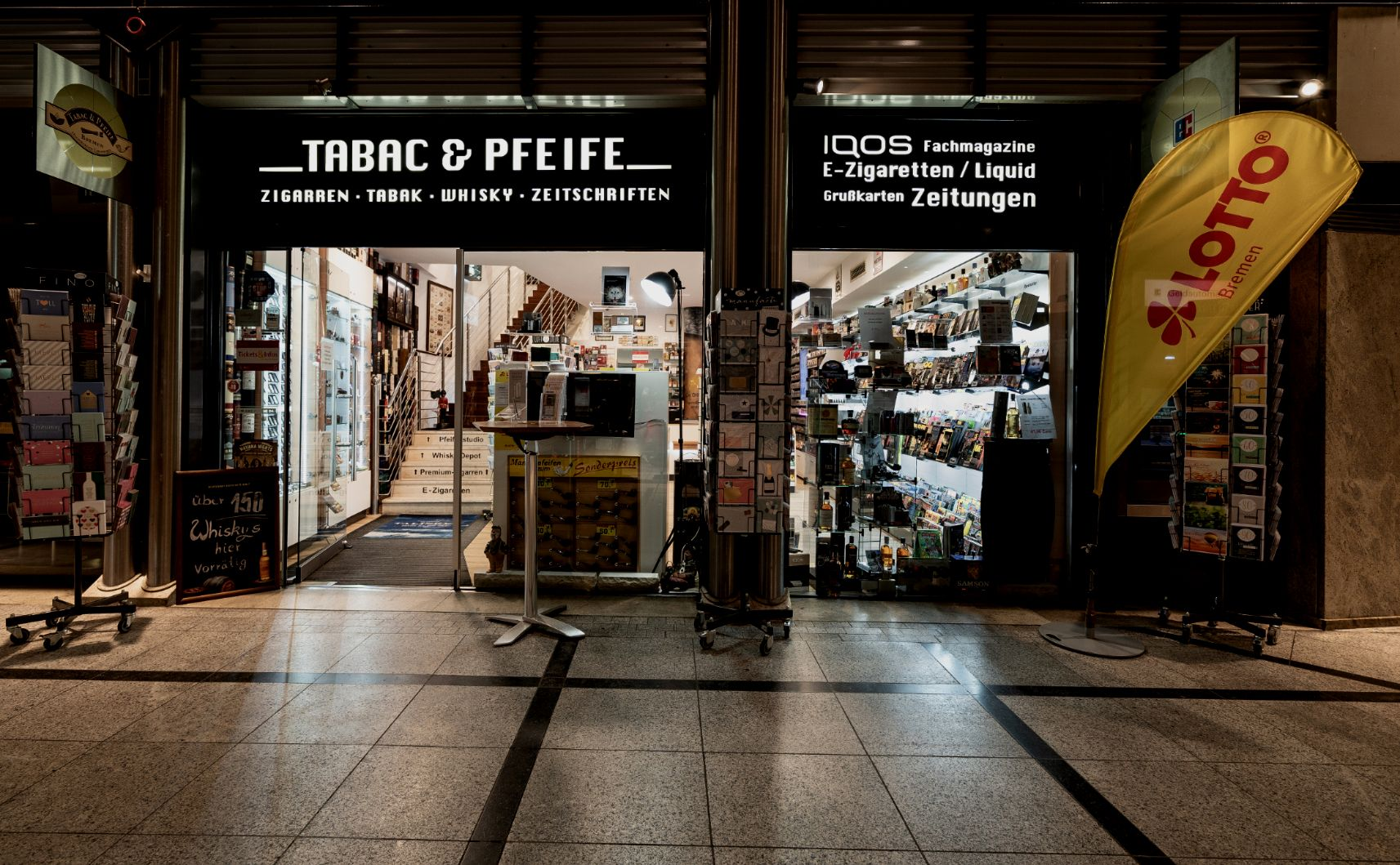Tabac & Pfeife