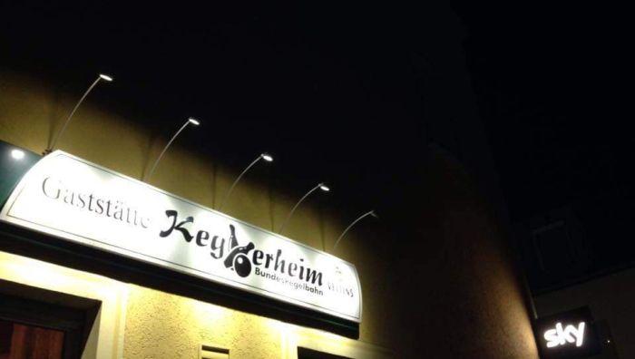 Gaststätte Keglerheim