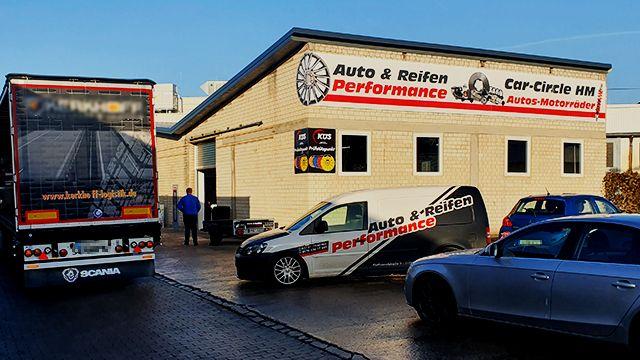 Auto & Reifen Performance