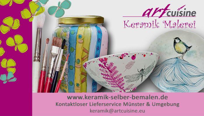 Keramik Malerei artcuisine