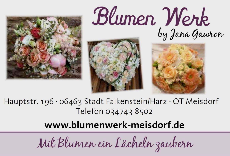 Blumen Werk