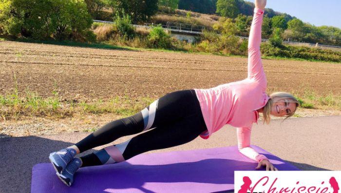 Chrissie Fitness mit Jessy