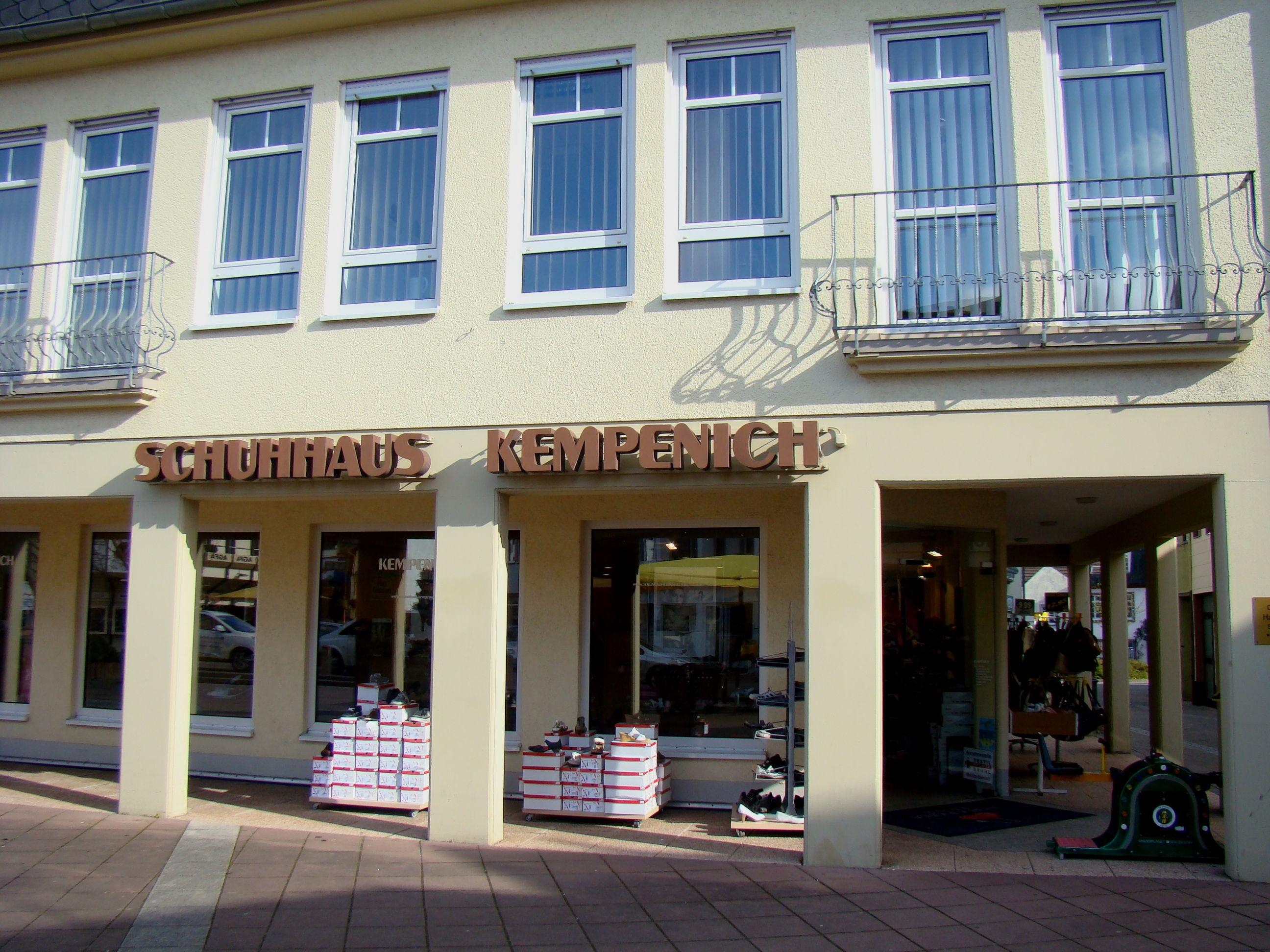 Schuhhaus Kempenich