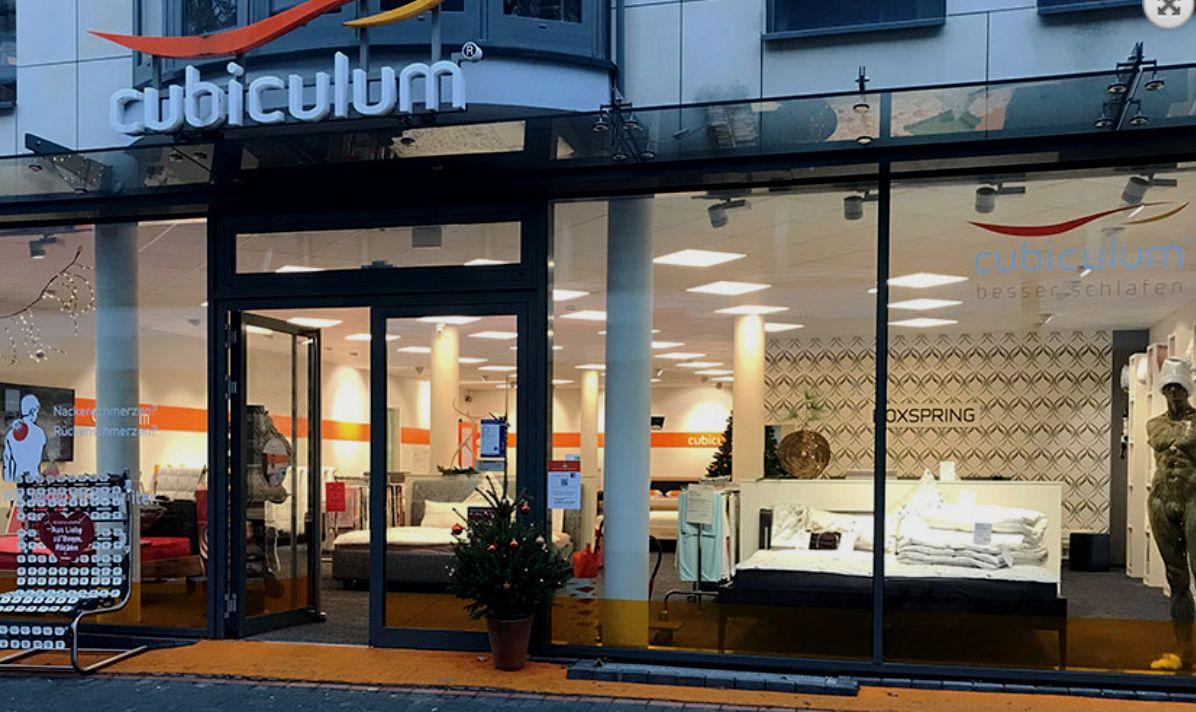 cubiculum - besser schlafen