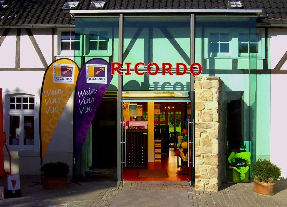 GSM GmbH & Co. KG Weinhaus RICORDO