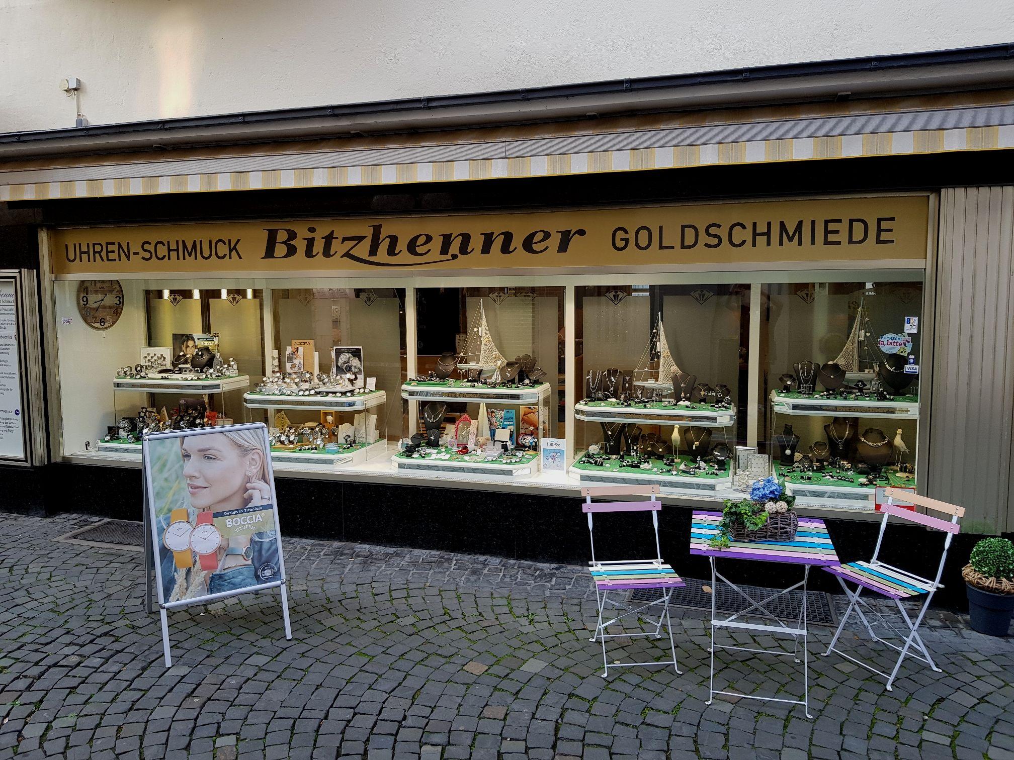 Uhren & Schmuck Bitzhenner