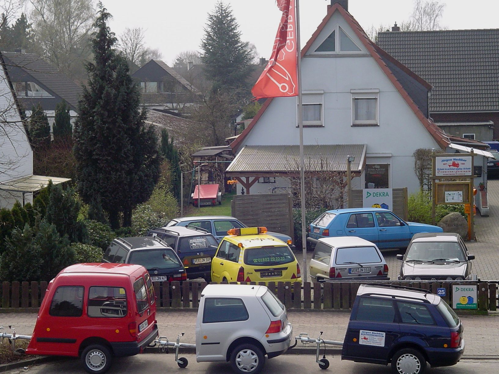 KFZ-Handel Jürgen Nachbar