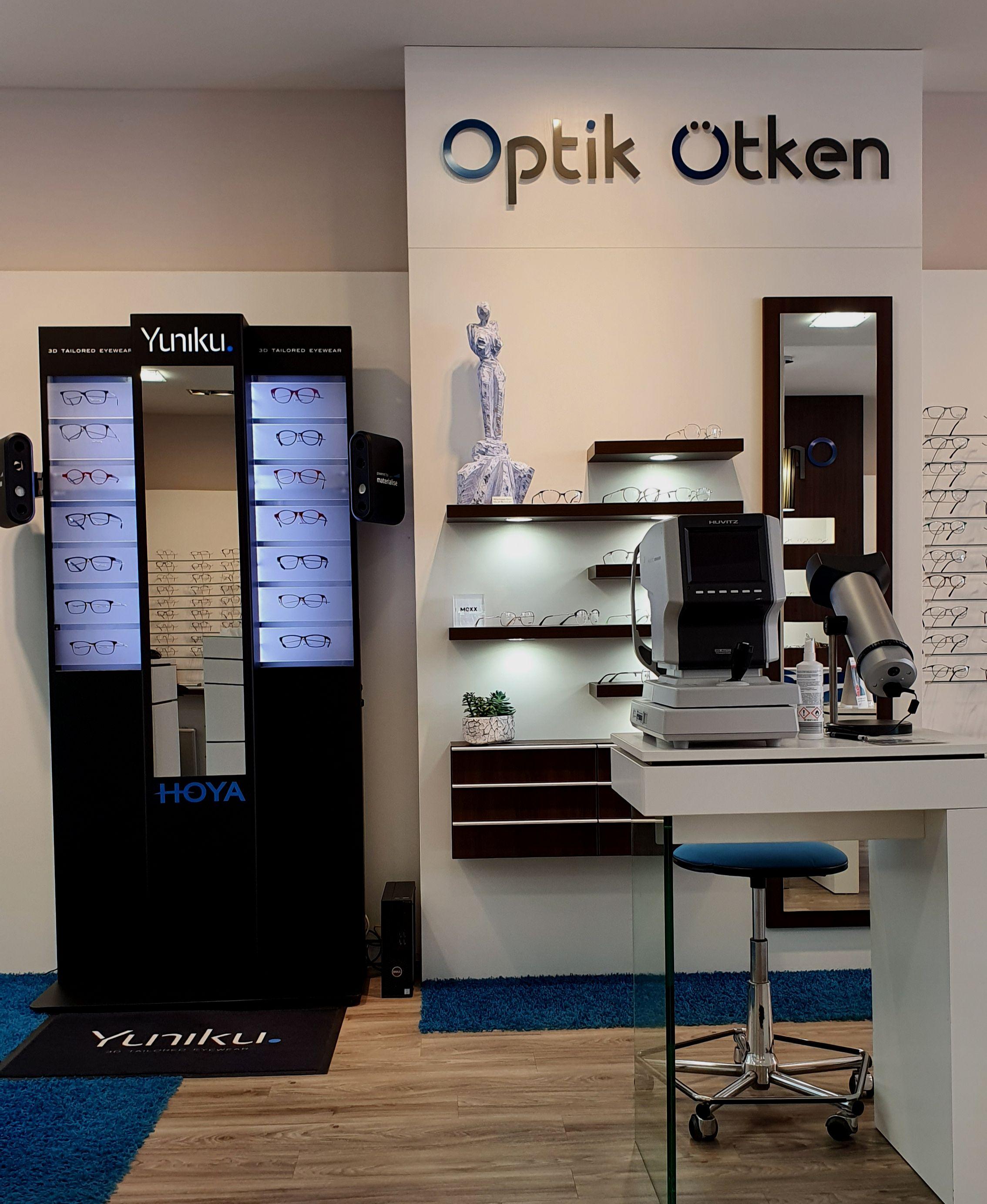 Optik Ötken, Zentrum für Sehberatung