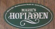 MARIE'S HOFLADEN