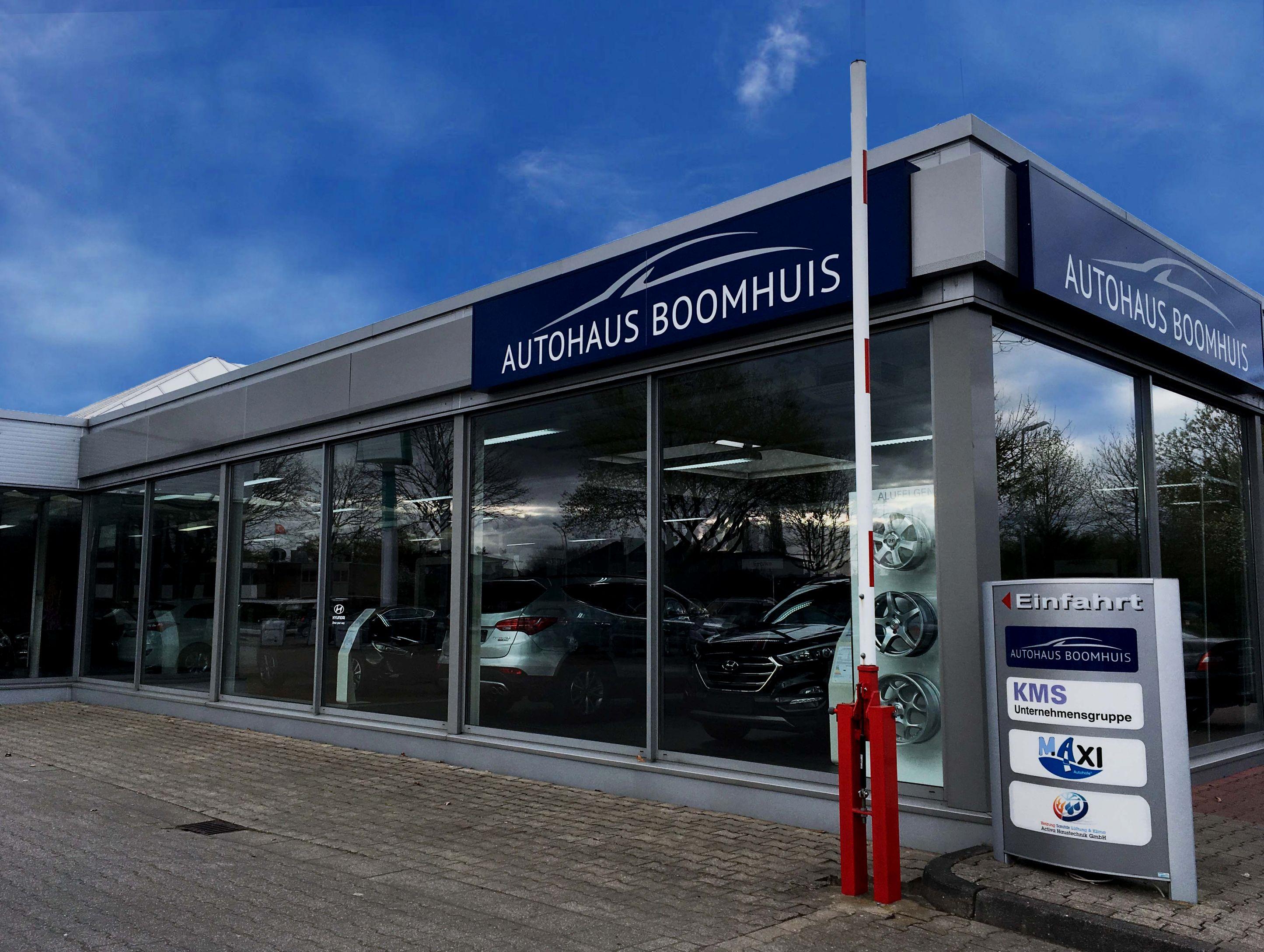Autohaus Boomhuis