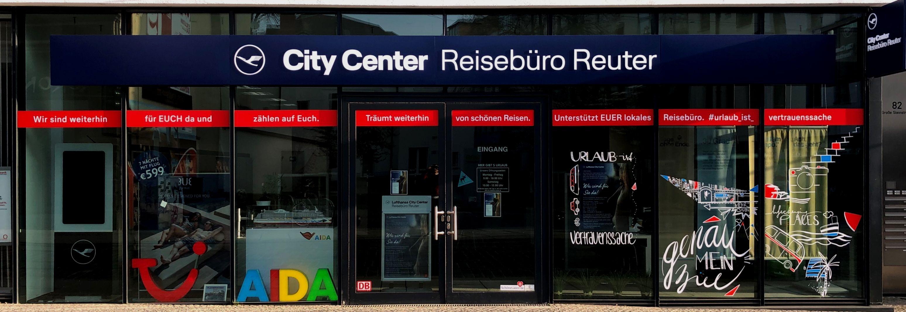 Reisebüro Reuter Lufthansa City Center
