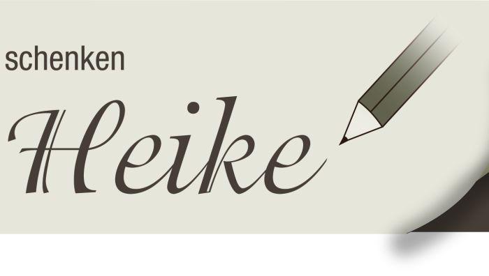Schreiben und Schenken by Heike