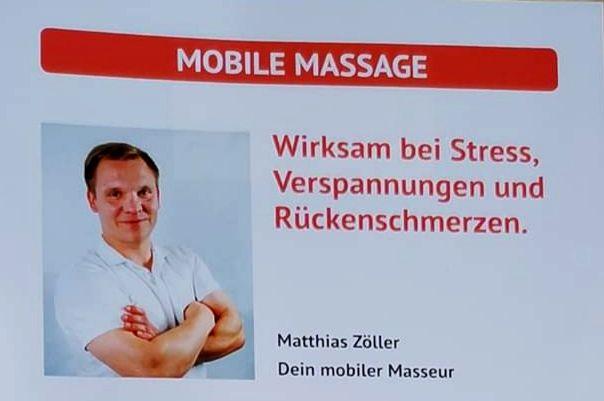 Mobile Massagen Matthias Zöller