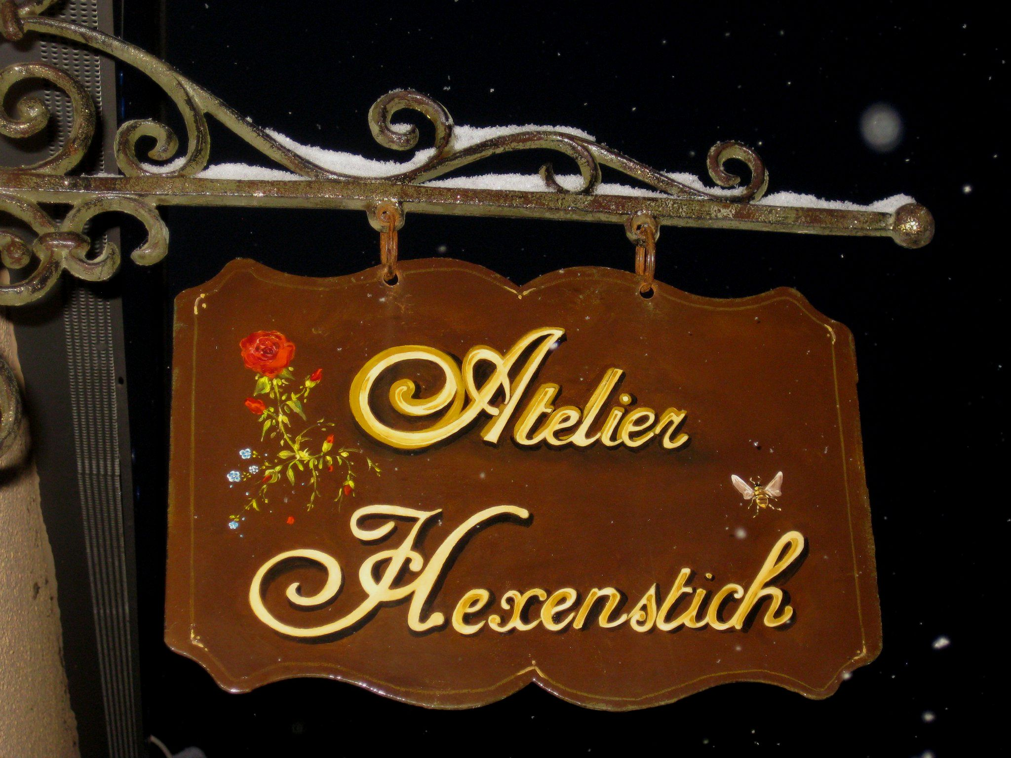 Atelier Hexenstich