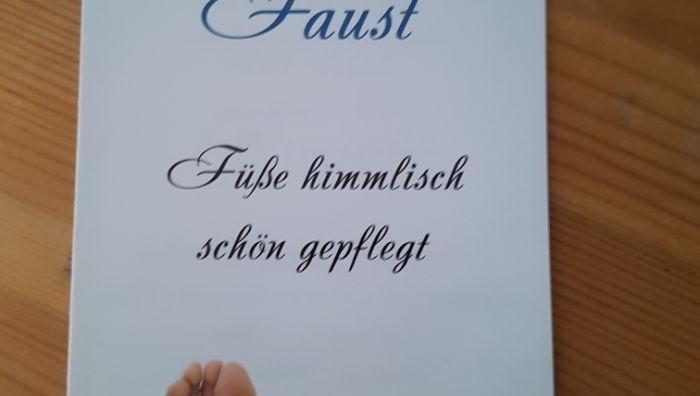 Fußpflege Faust