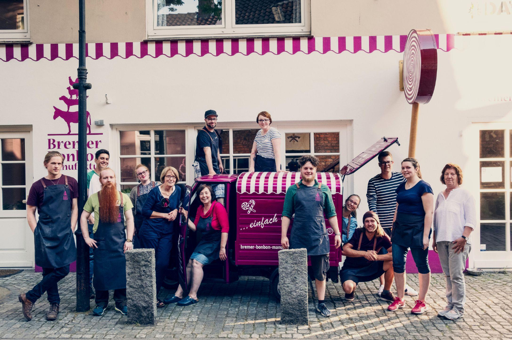 Bremer Bonbon Werkstatt