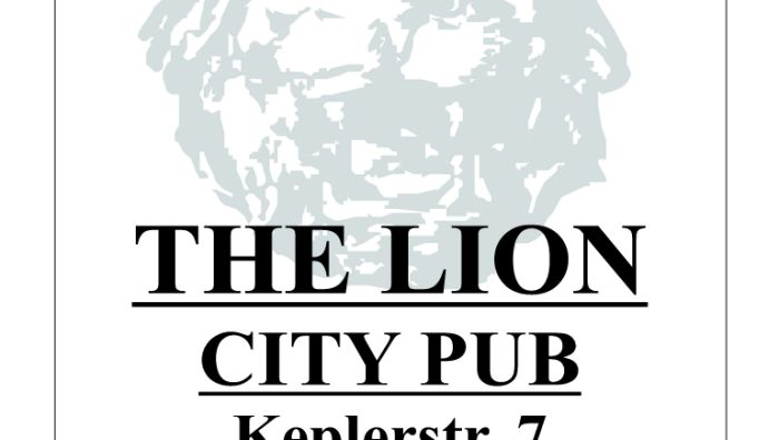 """The Lion - City Pub"""