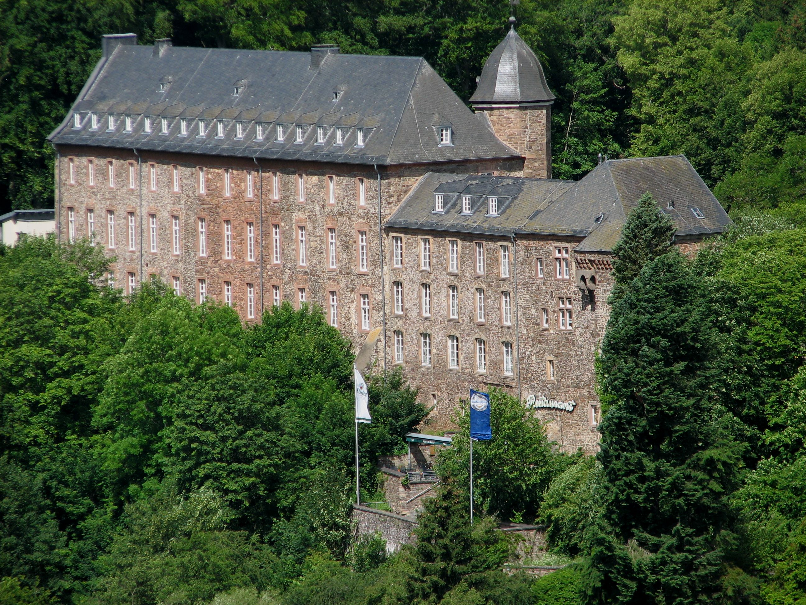 Restaurant Schloss Schleiden
