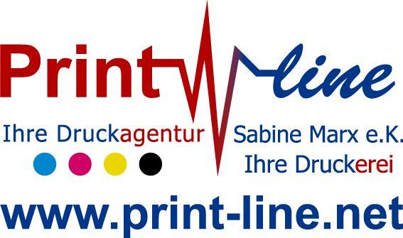 Print Line Ihre Druckagentur Sabine Marx e.K